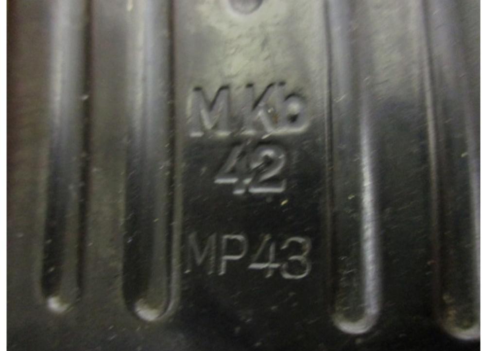 Plutôt une estimation que une identification accessoires MP 44 et MKb 42 20200238