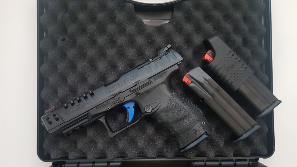 Walther PPQ match  20200414