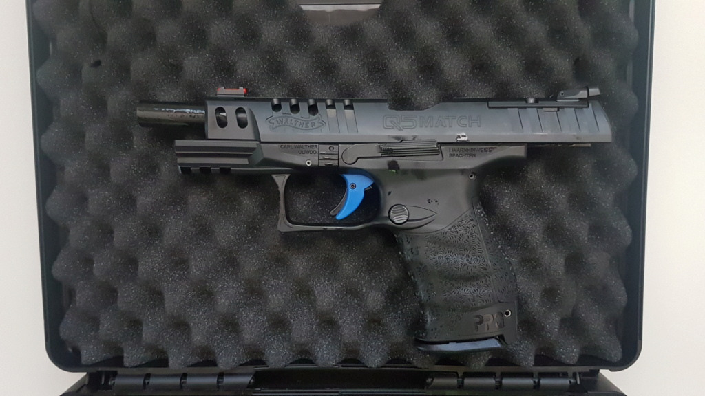 Walther PPQ match  20200418