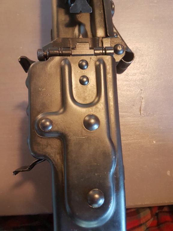 Capot de MG 42  20200533