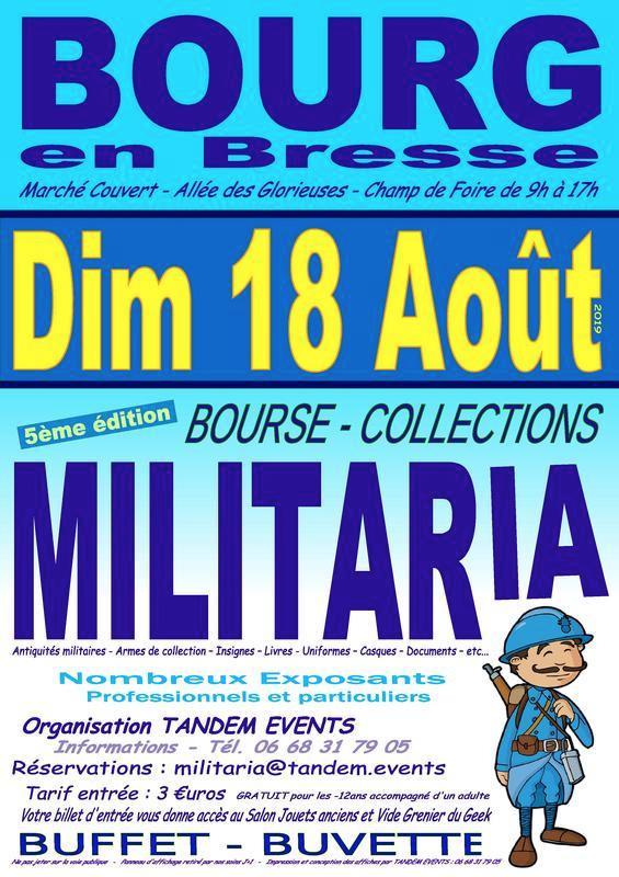 Bourse militaria Bourg en Bresse dimanche 18 août  Img-2028