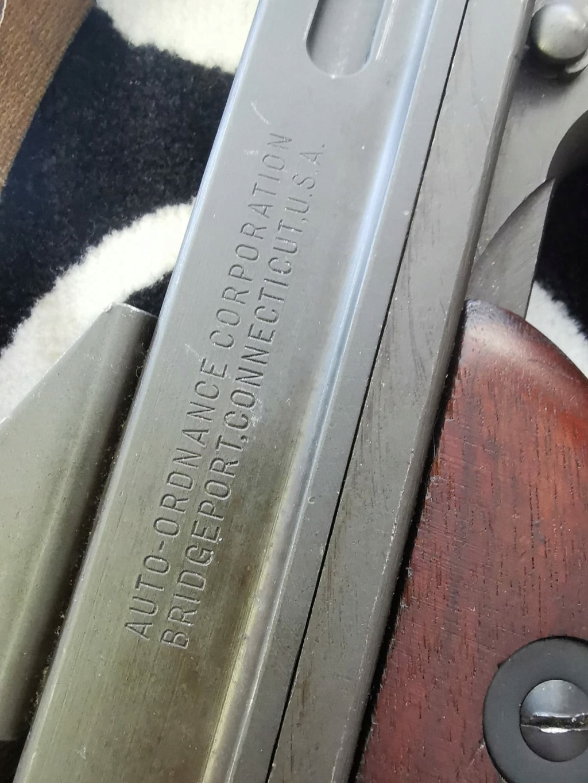 Thompson m1a1 Img-2069