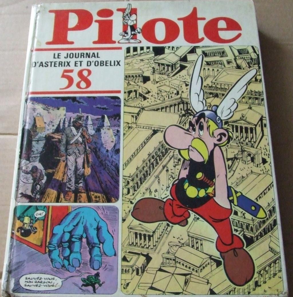 Pilote - Le journal d'Astérix et d'Obélix - Page 4 Recuei10