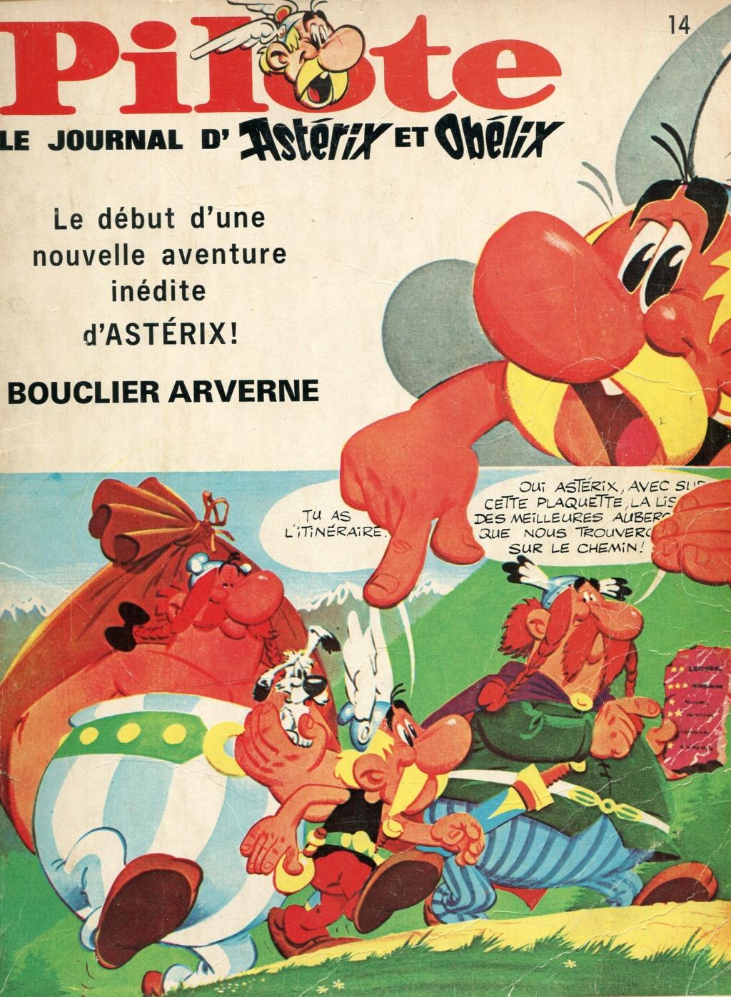 Pilote - Le journal d'Astérix et d'Obélix - Page 4 Recuei11