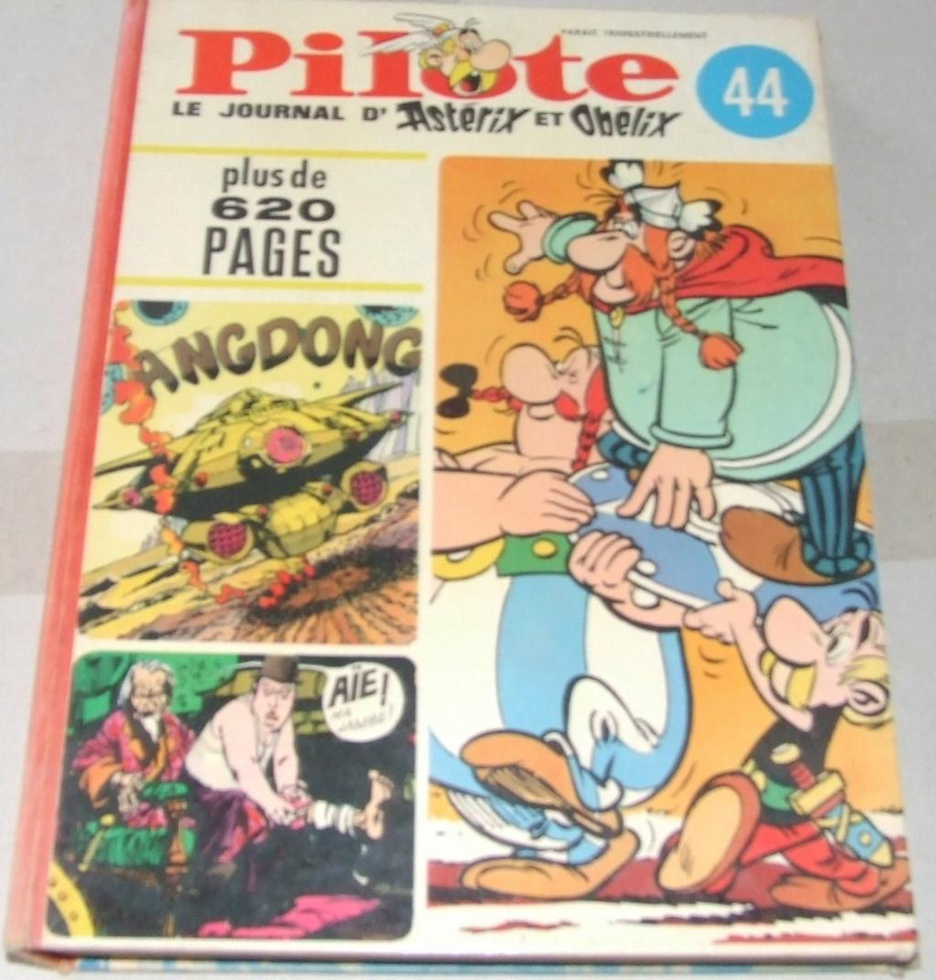 Pilote - Le journal d'Astérix et d'Obélix - Page 4 Recuei12