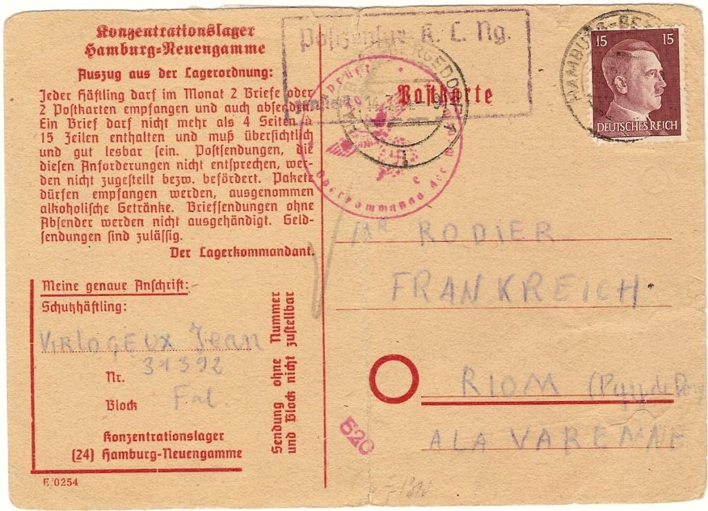 Cartes de Neuengamme Carte-14
