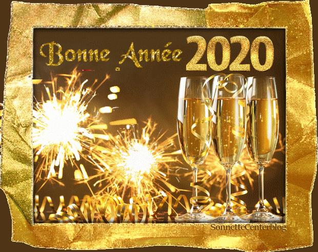 Bonne et heureuse année 2020 !  Bf91bb10