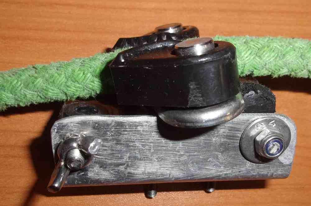 Taquet coinceur disjoncteur pour bout de dérive 114_4617