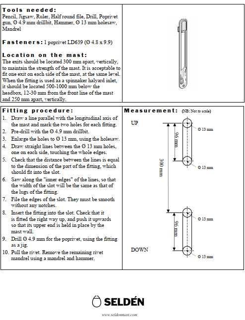 Remplacement de l'embase et du pied de mat Sans_t10