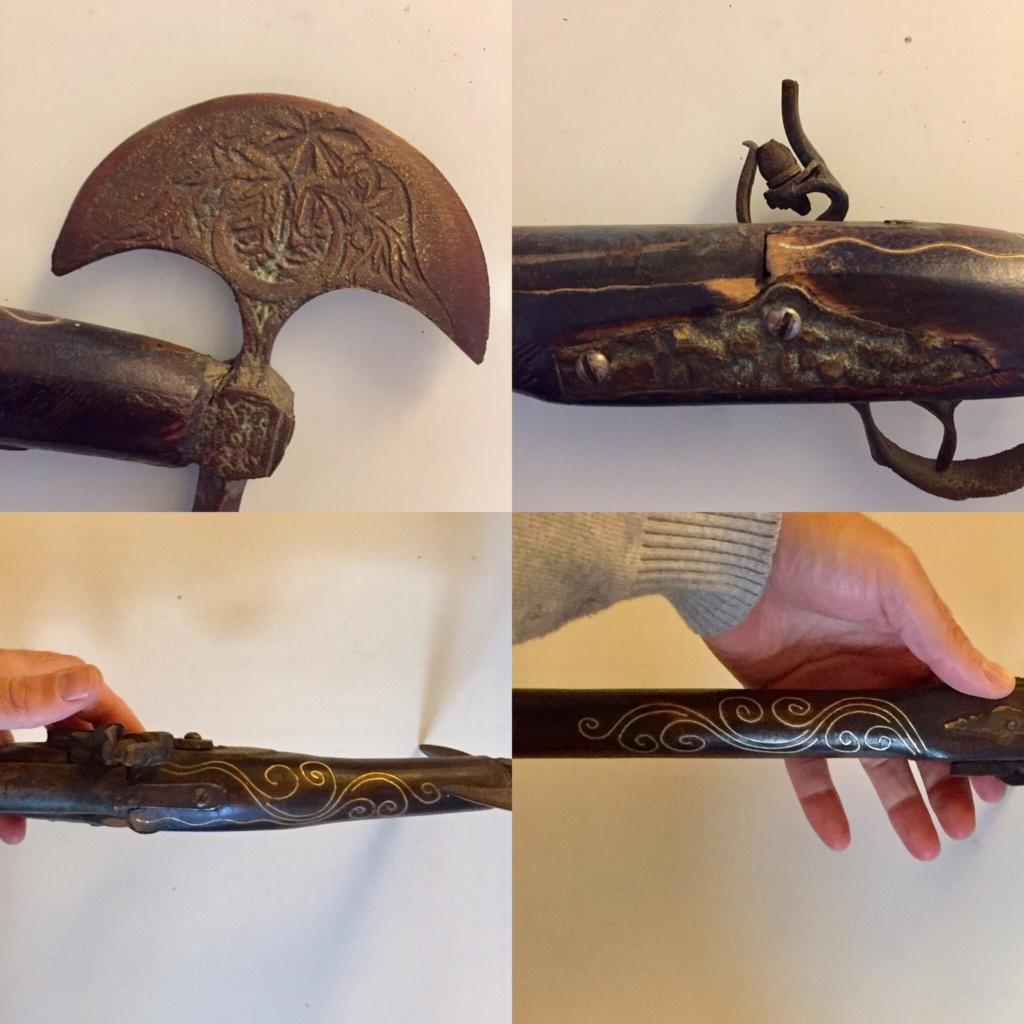Pistolet ancien Fcd69510