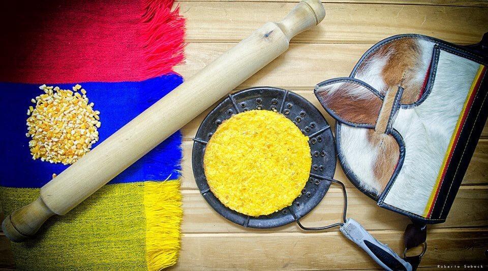 Viajando en los sabores colombianos