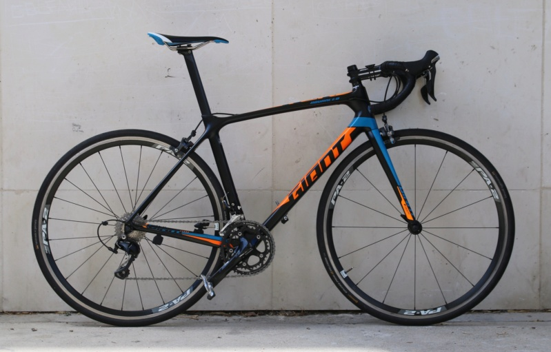 Vends Giant TCR Advanced 2017 taille M 950€ Img_9114