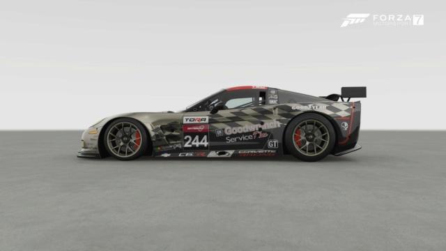 TEC R1 24 Hours of Daytona - Livery Inspection Receiv28