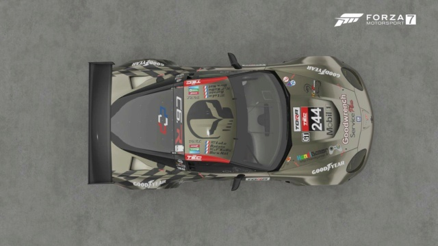 TEC R1 24 Hours of Daytona - Livery Inspection Receiv31