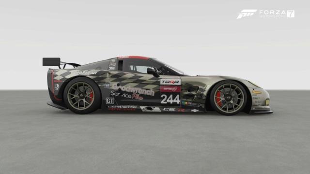 TEC R1 24 Hours of Daytona - Livery Inspection Receiv32