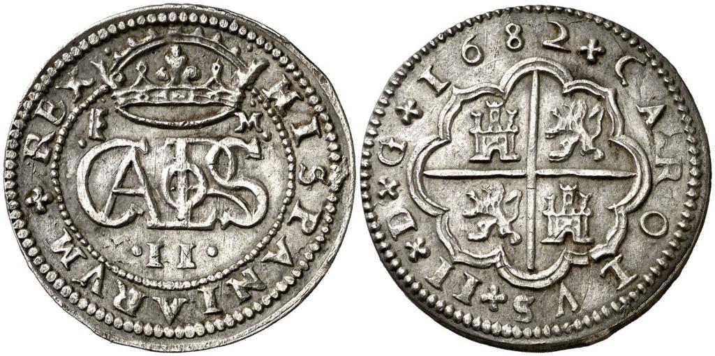 Monedas de la guerra de Sucesión 67450510