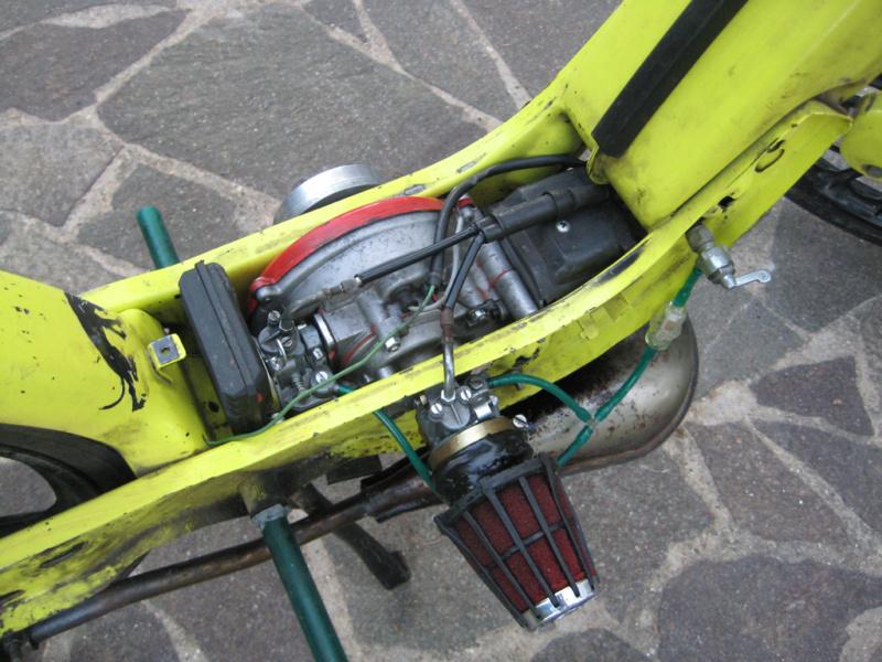 Ciao px 65cc  speed engine 2110