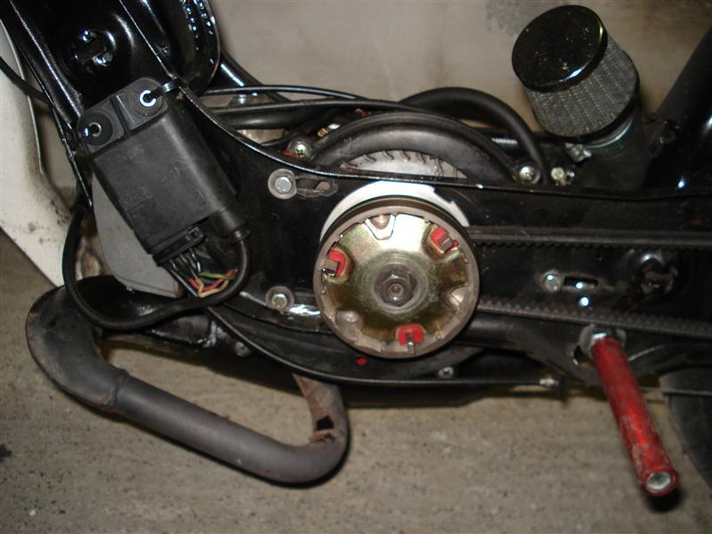 Ciao px 65cc  speed engine Dsc06111