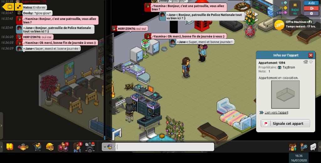 [P.N] Rapports de patrouilles de .-Yasmina- - Page 2 Patrou16