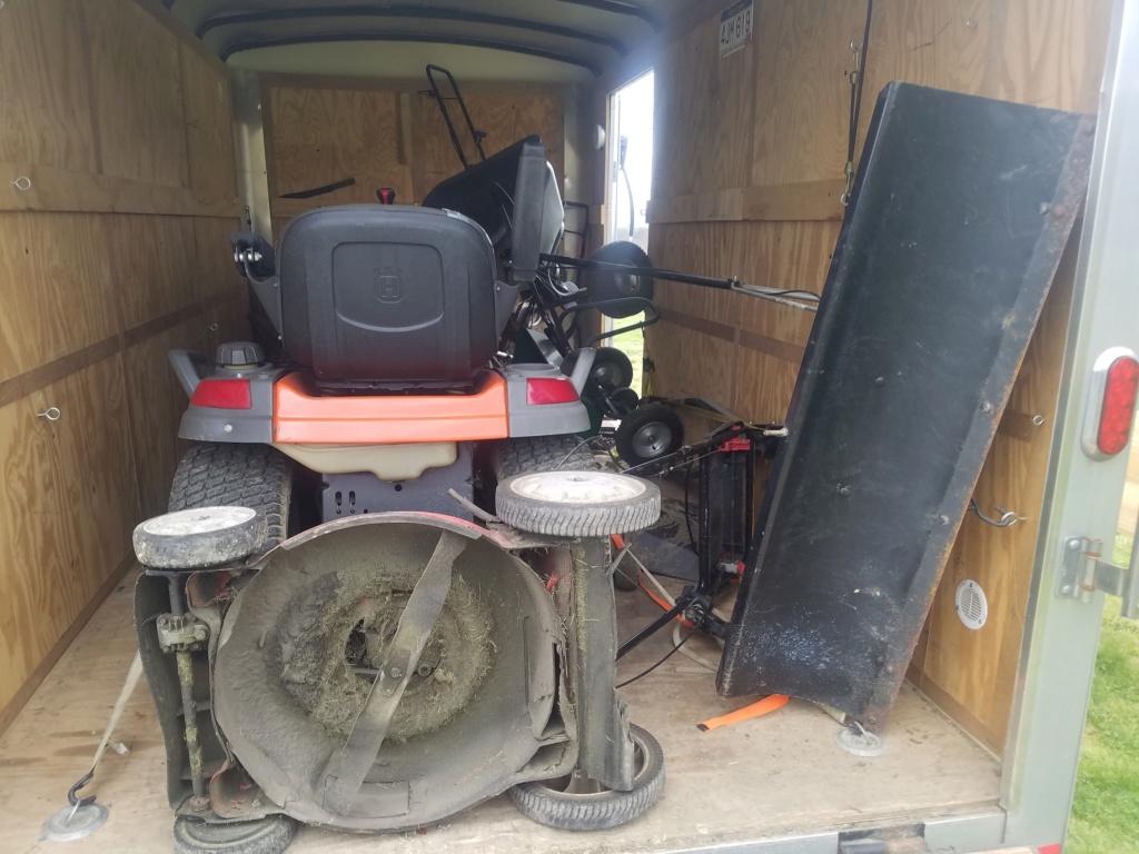 JC's Small Engine Repair Shop  20200411