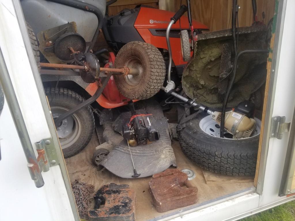 JC's Small Engine Repair Shop  20200412