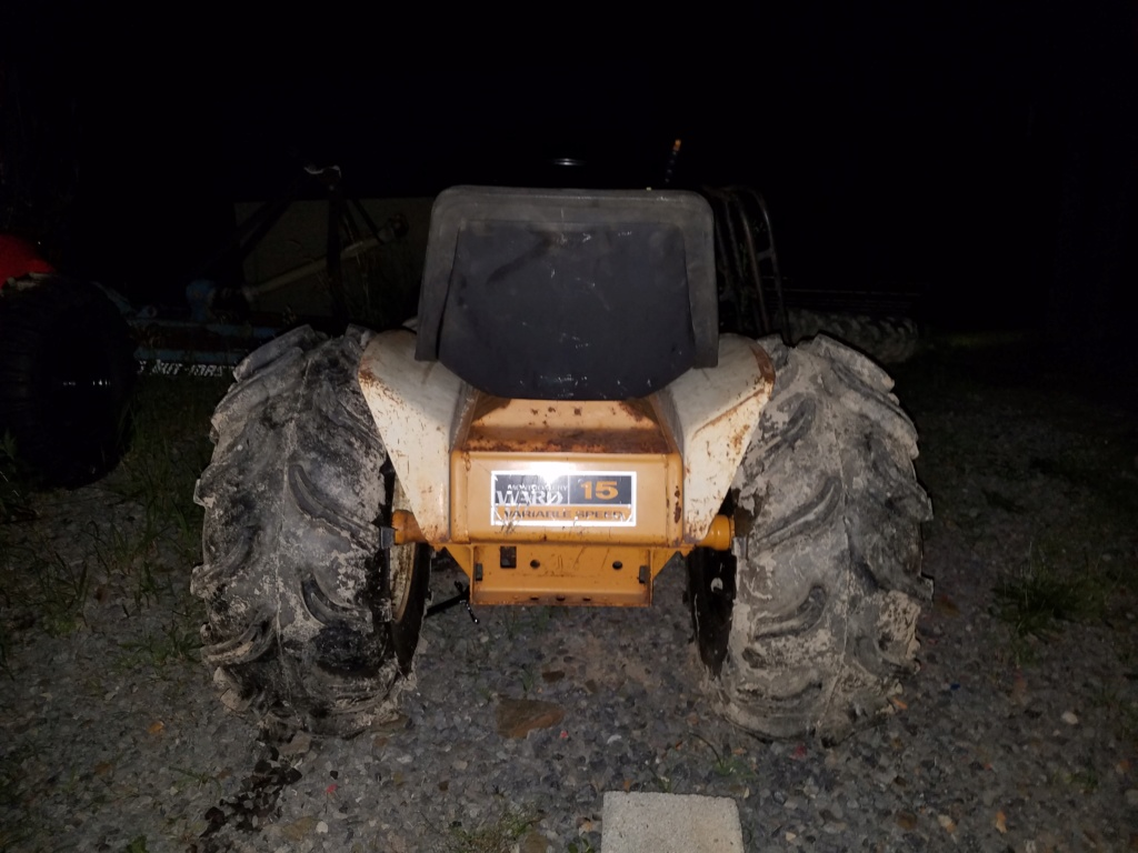 [2020 Build-Off Entry] Hillbilly Offroading's Mud Stompin Wards - Page 2 20200714