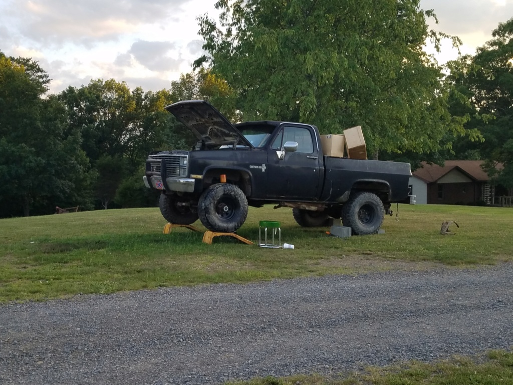 '84 Chevy K10 Lifted Pickup 20200731