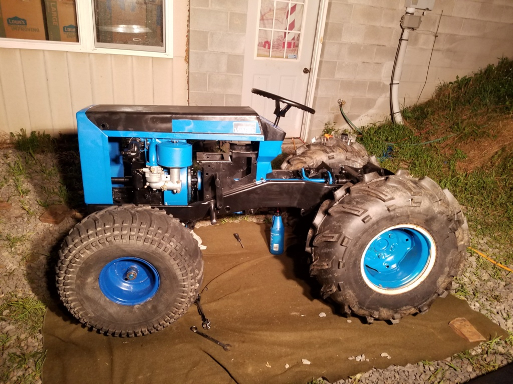 [2020 Build-Off Entry] Hillbilly Offroading's Mud Stompin Wards - Page 3 20200761