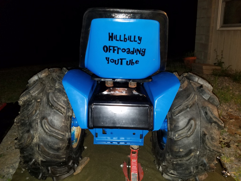 [2020 Build-Off Entry] Hillbilly Offroading's Mud Stompin Wards - Page 3 20200766