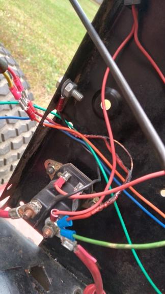 Wiring problem... Stator smoking 20200927