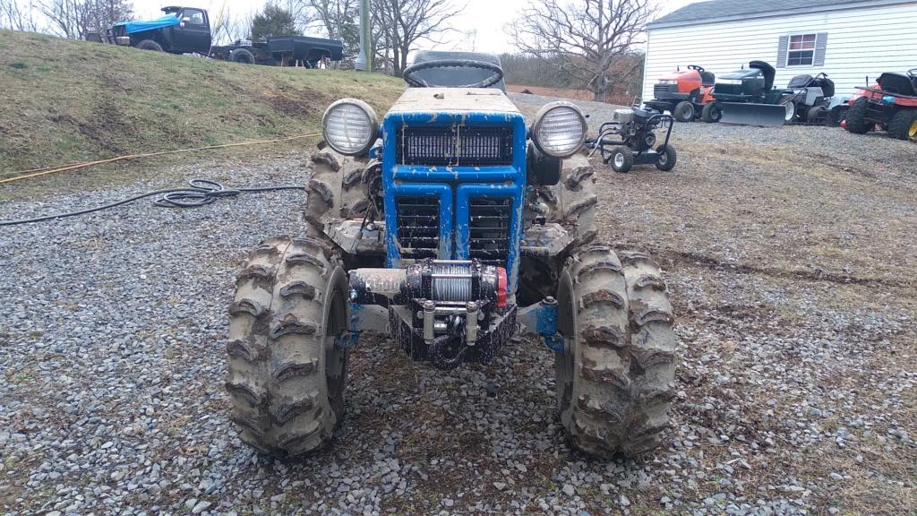 "Hillbilly Offroading's ""Mud Stompin Wards"" Montgomery Ward Mud Mower [2020 Build-Off Entry] [Finalist] [Winner] - Page 5 20201240"