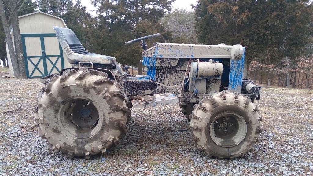 "Hillbilly Offroading's ""Mud Stompin Wards"" Montgomery Ward Mud Mower [2020 Build-Off Entry] [Finalist] [Winner] - Page 5 20201241"