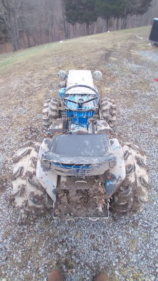 "Hillbilly Offroading's ""Mud Stompin Wards"" Montgomery Ward Mud Mower [2020 Build-Off Entry] [Finalist] [Winner] - Page 5 20201246"