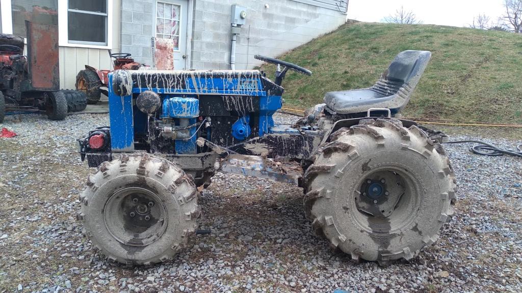 "Hillbilly Offroading's ""Mud Stompin Wards"" Montgomery Ward Mud Mower [2020 Build-Off Entry] [Finalist] [Winner] - Page 5 20201247"