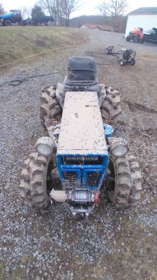 "Hillbilly Offroading's ""Mud Stompin Wards"" Montgomery Ward Mud Mower [2020 Build-Off Entry] [Finalist] [Winner] - Page 5 20201249"