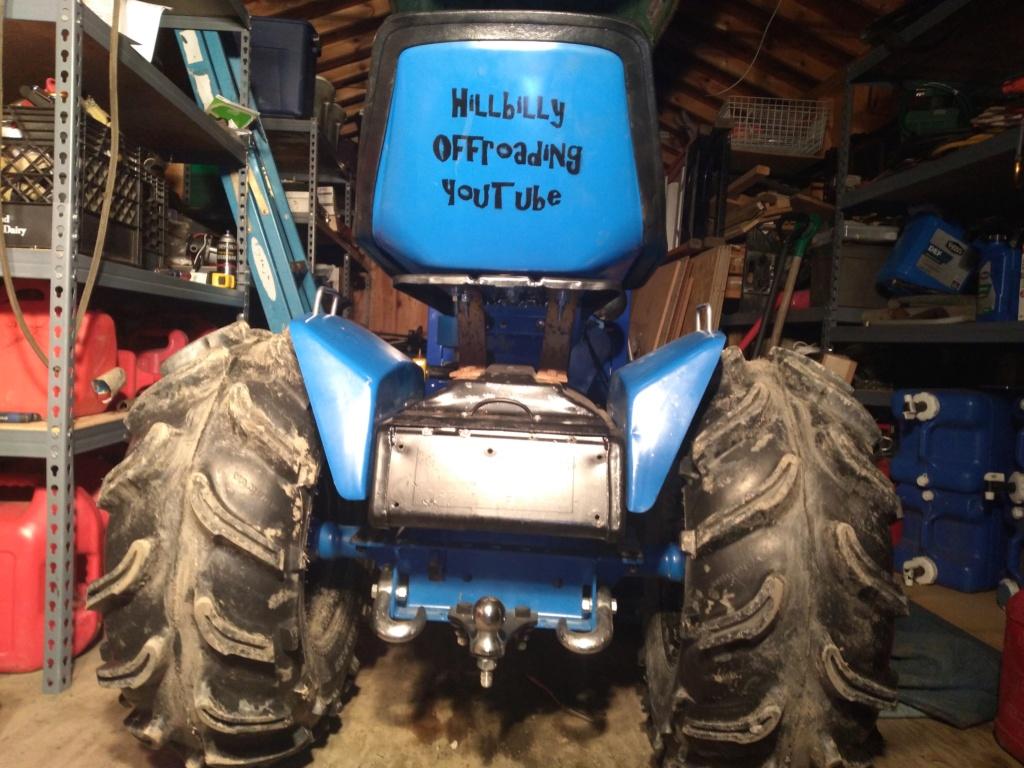 "Hillbilly Offroading's ""Mud Stompin Wards"" Montgomery Ward Mud Mower [2020 Build-Off Entry] [Finalist] [Winner] - Page 6 20210142"