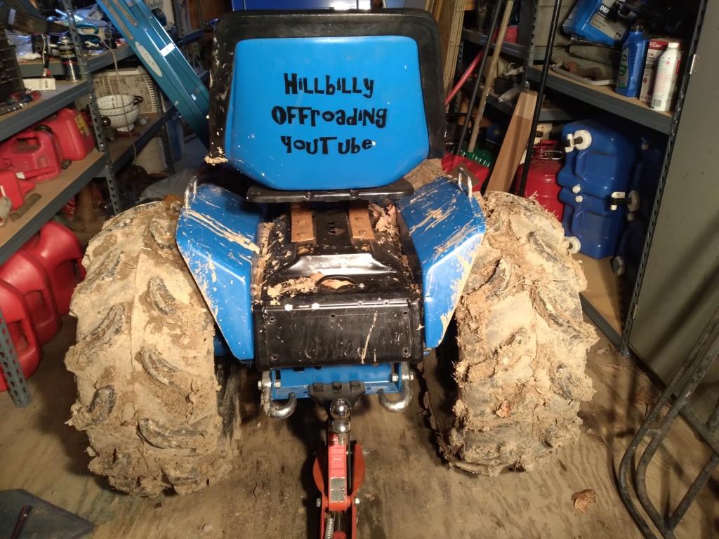 "Hillbilly Offroading's ""Mud Stompin Wards"" Montgomery Ward Mud Mower [2020 Build-Off Entry] [Finalist] [Winner] - Page 6 20210151"