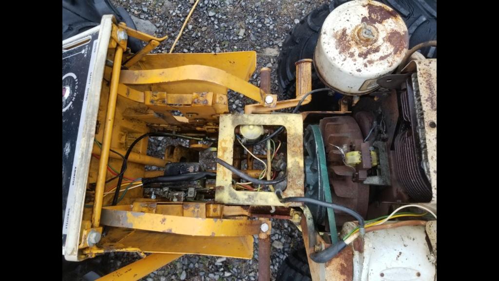 Rewiring 15hp Cast Iron Briggs With Starter Generator  Screen13