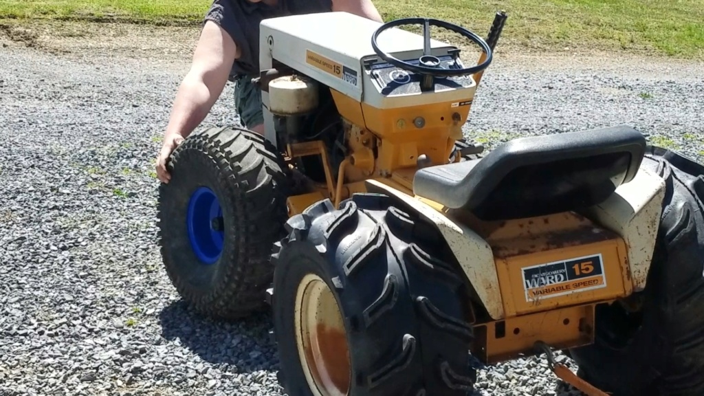 [2020 Build-Off Entry] Hillbilly Offroading's Mud Stompin Wards Screen24