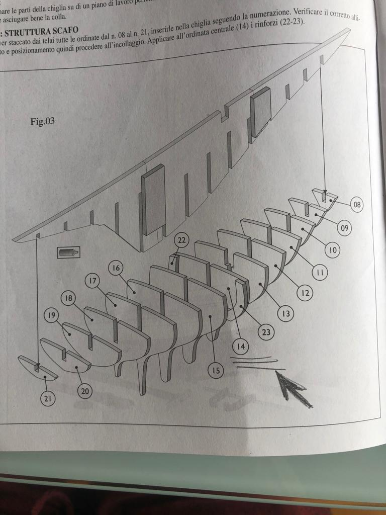 costruzione - Prima esperienza - Costruzione del Rainbow (Amati) - Chiedo supporto dagli esperti - Pagina 2 Istruz10