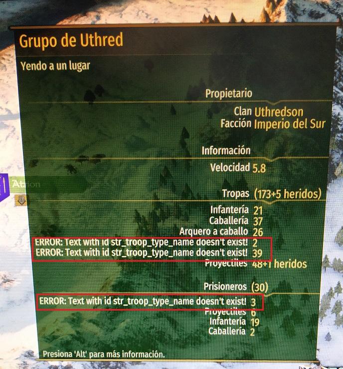 Traducción español Mount and Blade 2: Bannerlord - Página 12 Report10