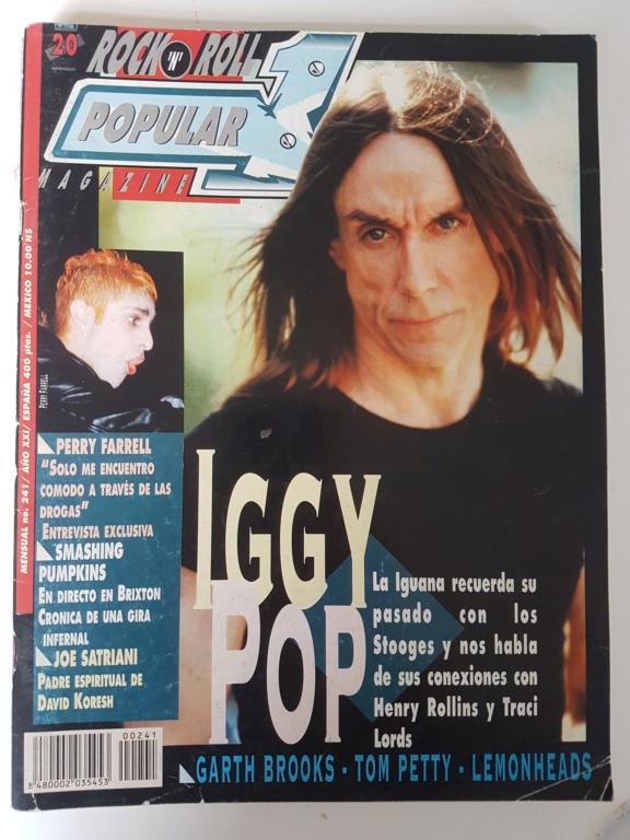 Vendo Lote revistas POPULAR 1: 234, 240, 241 y 242 (1993) 20200510