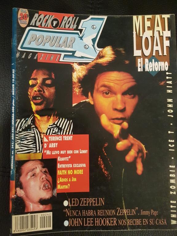 Vendo Lote revistas POPULAR 1: 234, 240, 241 y 242 (1993) 20200513