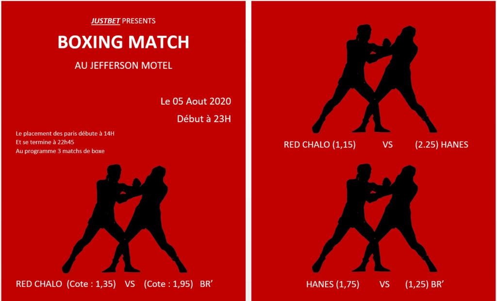 (FLYER) Boxing Match 05/08/20 23H Captur13