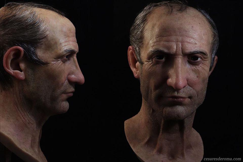 Le vrai visage des empereurs romains (reconstitution) 82360110