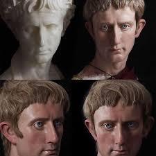 Le vrai visage des empereurs romains (reconstitution) Index10