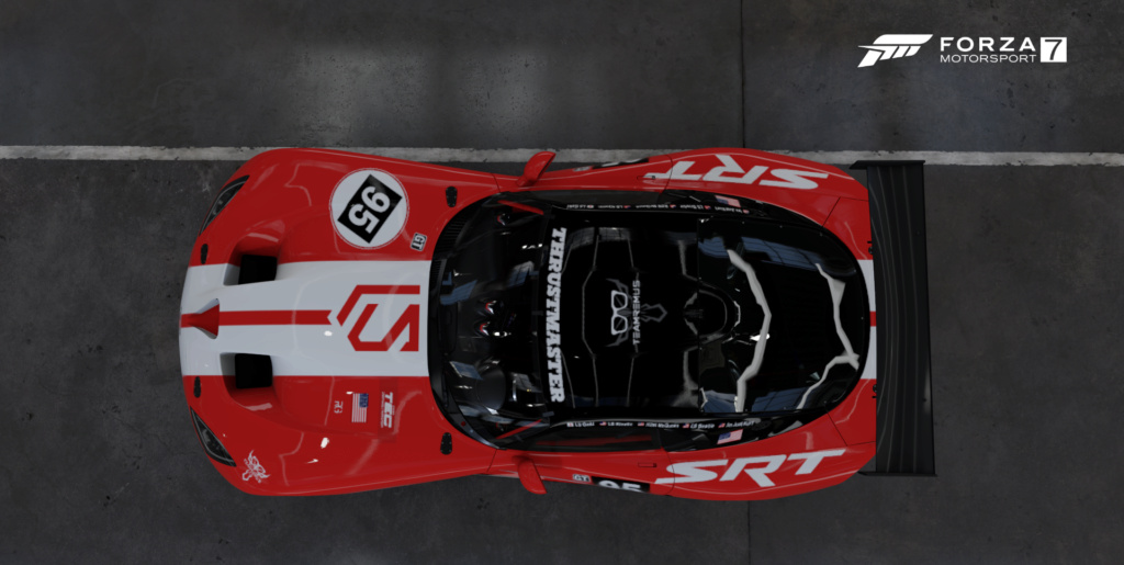 TEC R1 24 Hours of Daytona - Livery Inspection - Page 6 Viper_10