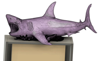 [WIP] 99% Shark010