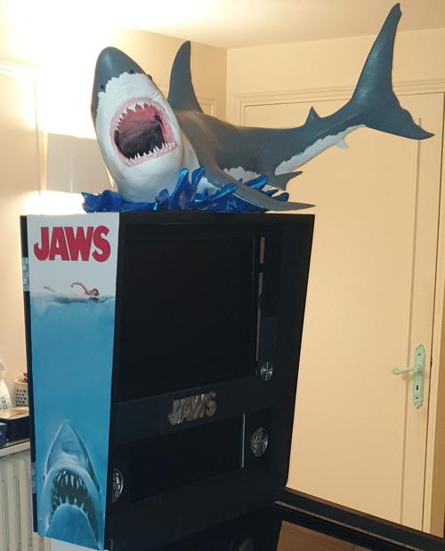 [WIP] 99% Shark013
