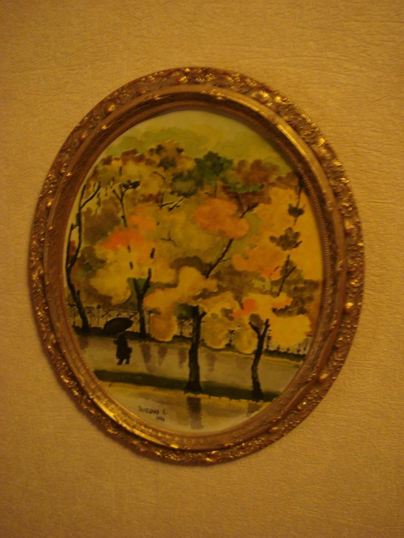 Я рисую, я тебя рисую... Я тебя рисую сидя у окна... 01010